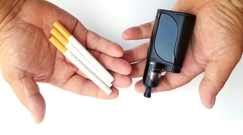 Thinking of Quitting the Cigs? Easy Steps to Moving on to Vaping