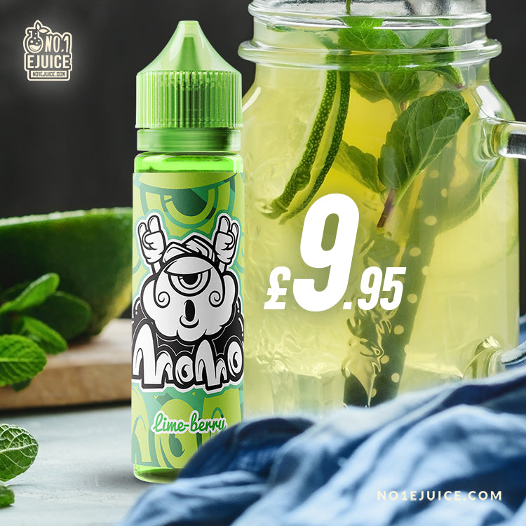 £6 TOAST E-Liquid 50ml Buy 1 get 1 FREE - Add x2 to cart for discount to apply!  MoMo E-Liquid - Mr Wicks - Candy King - Juice N Power