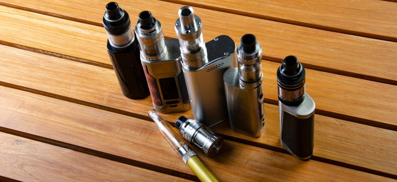 HOW TO TAKE YOUR FIRST VAPING STEPS