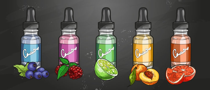 TOP TIPS FOR MORE VAPE FLAVOUR