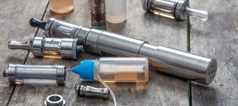 How to eliminate spitback issues while vaping?