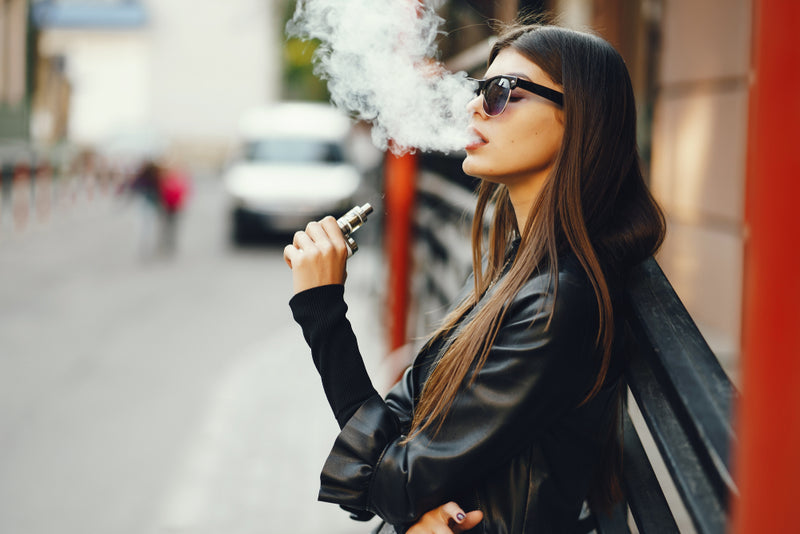 WHY ARE MORE THAN 3 MILLION PEOPLE NOW VAPING IN THE UK?