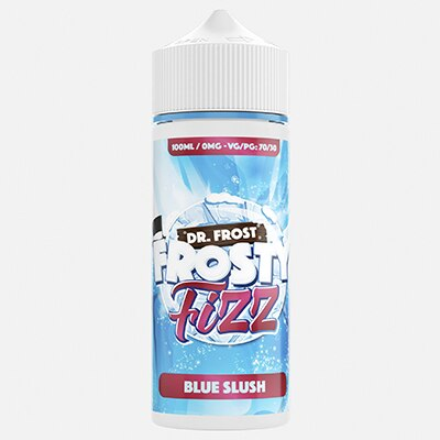 Frosty Fizz - Blue Slush by Dr Frost 100ml