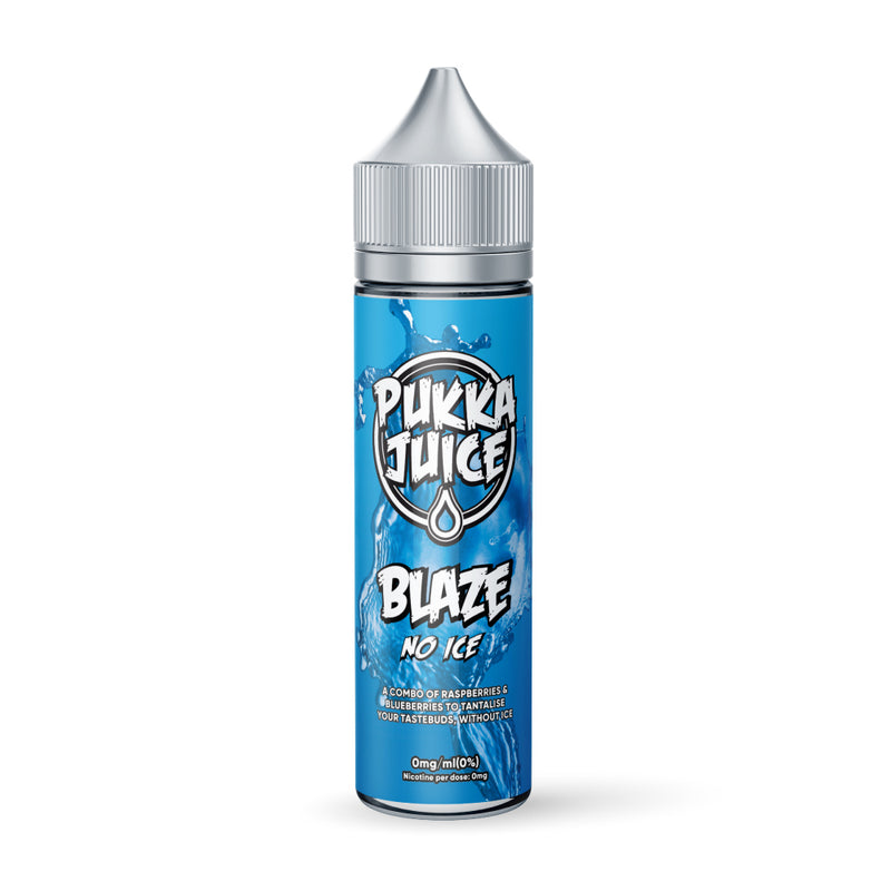 Blaze No Ice by Pukka Juice 50ml