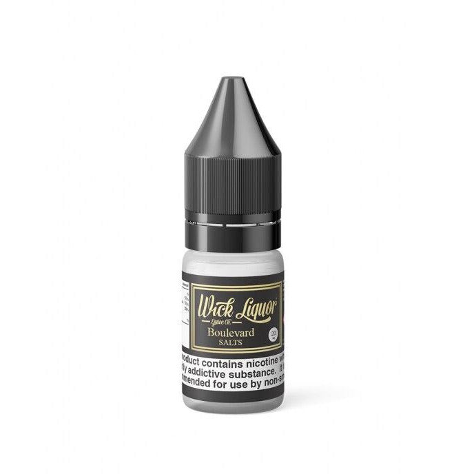 Boulevard Salts by Wick Liquor 10ml