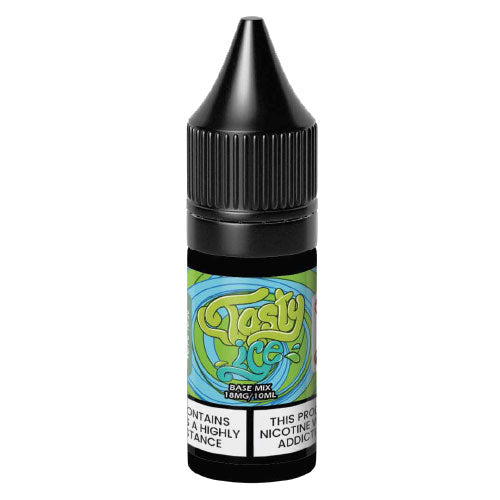 Ice Nicotine/Nic Shots By Tasty Ice - 10ml 18mg