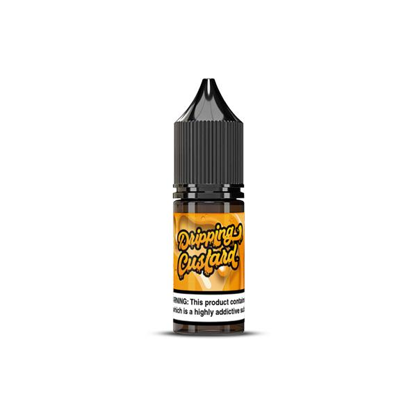 Dripping Custard Salts E-Liquid by Dripping Custard