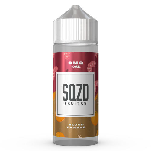 SQZD E-Liquid Blood Orange 100ml