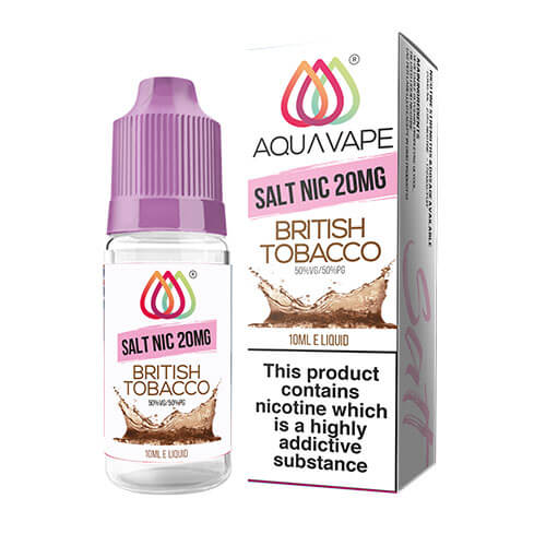 Nic Salt - British Tobacco
