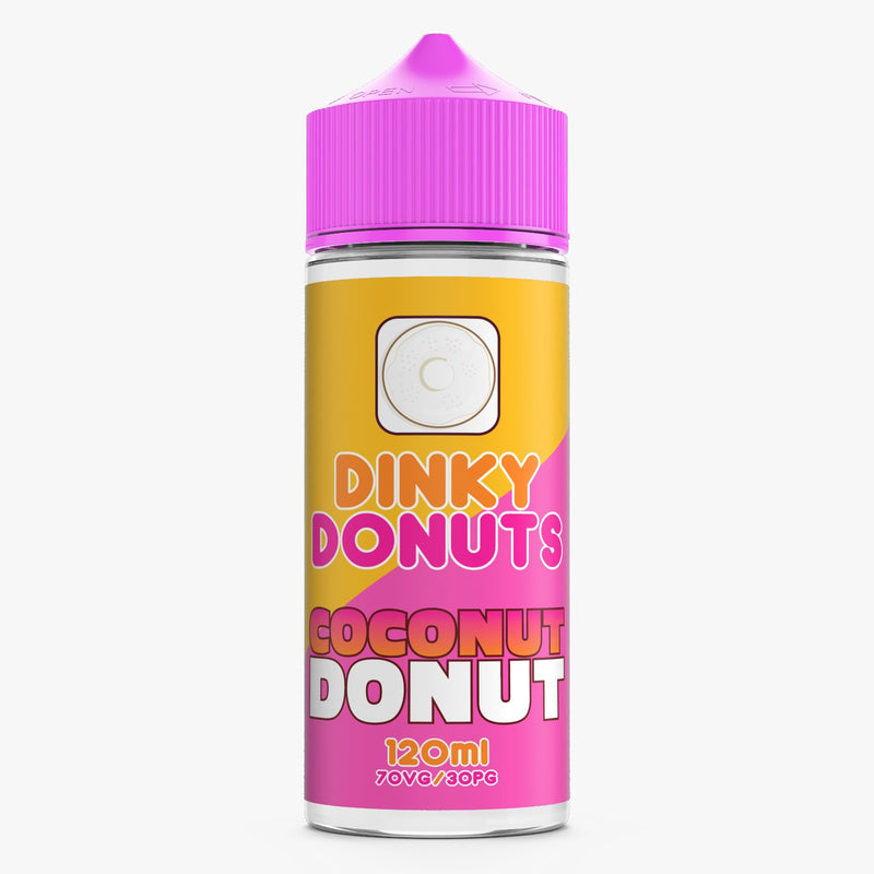 Coconut Donut by Dinky Donuts 100ml