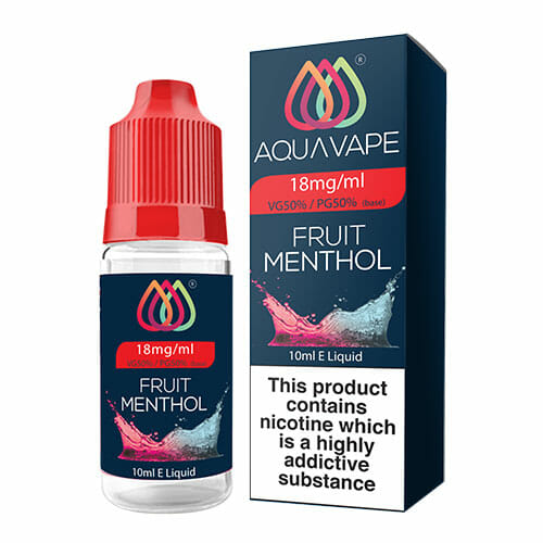 Fruit Menthol E-Liquid