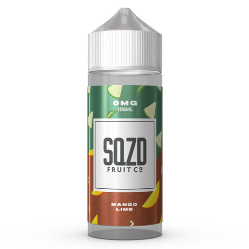 SQZD E-Liquid Mango Lime 100ml