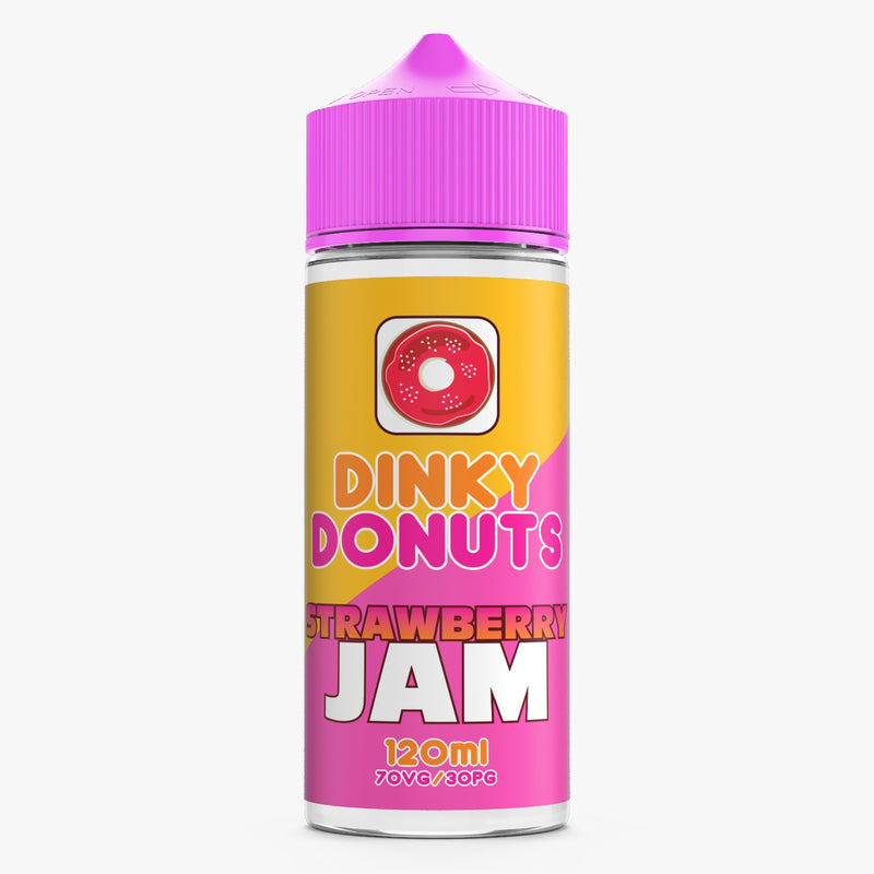 Strawberry Jam by Dinky Donuts 100ml