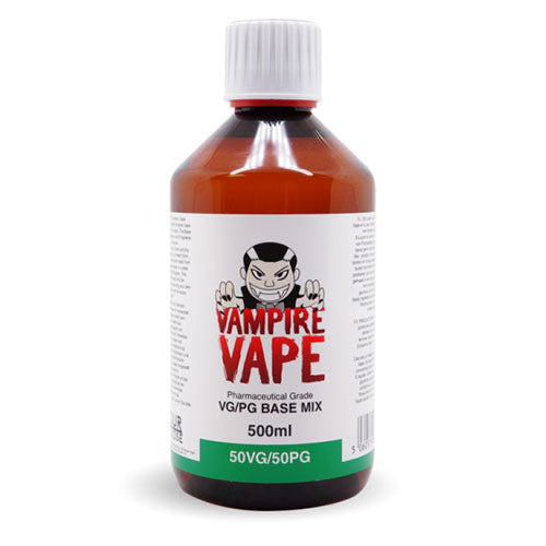 Vampire Vape 500ml 50/50 Base