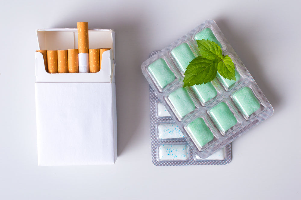 GETTING TO KNOW NICOTINE GUM