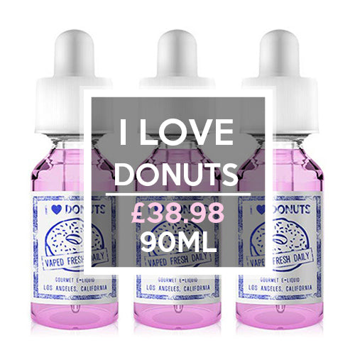 donut e-liquid uk