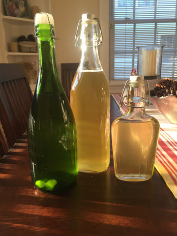 Homemade Mead