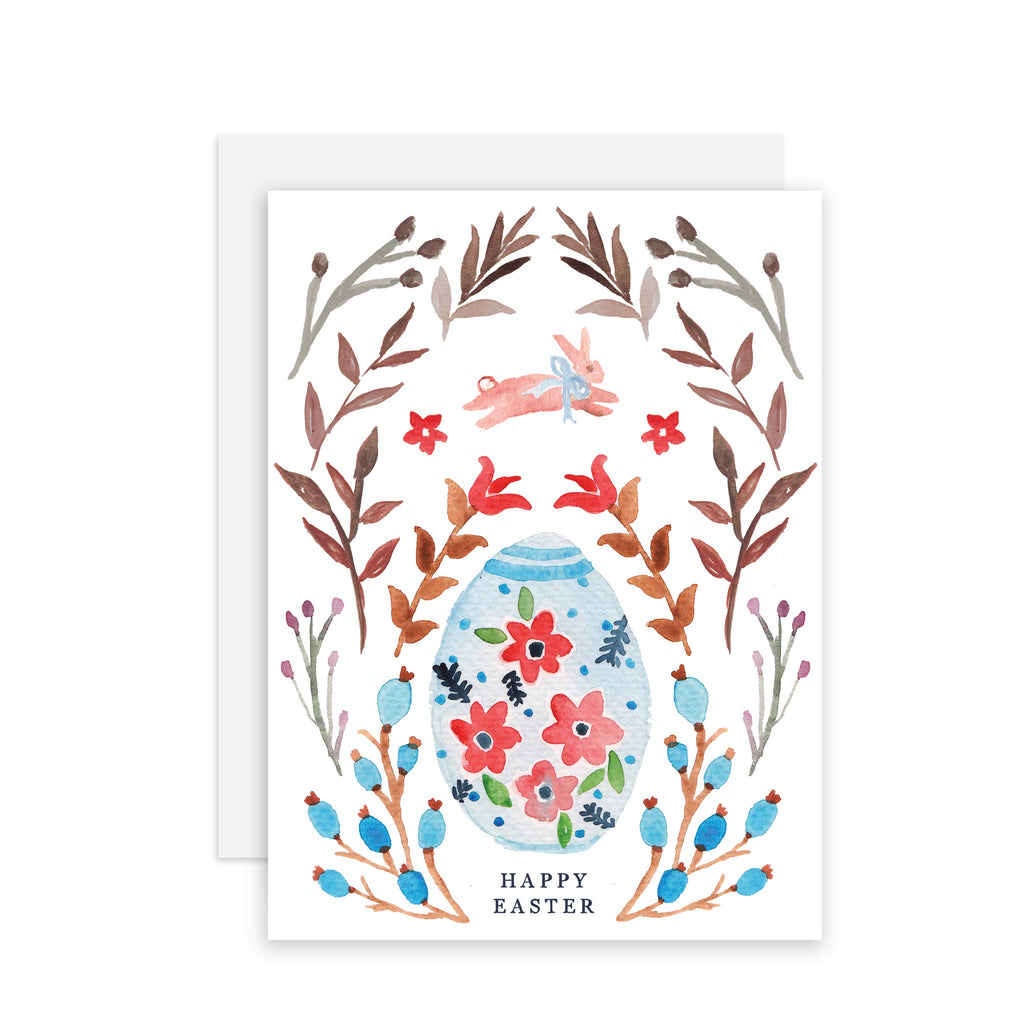 Easter Bloom - A2 note card