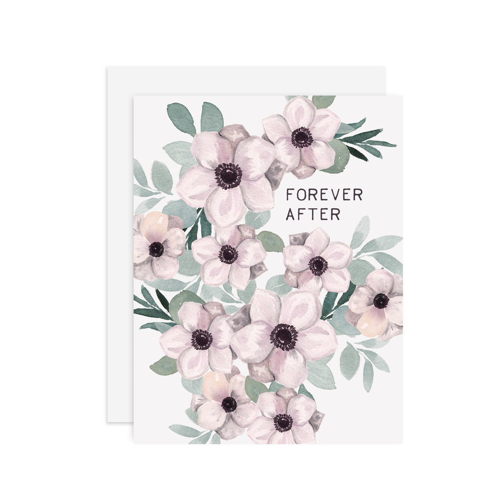 Forever After - A2 notecard