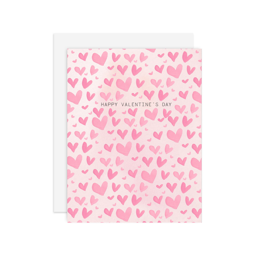 Valentine's Day - A2 notecard