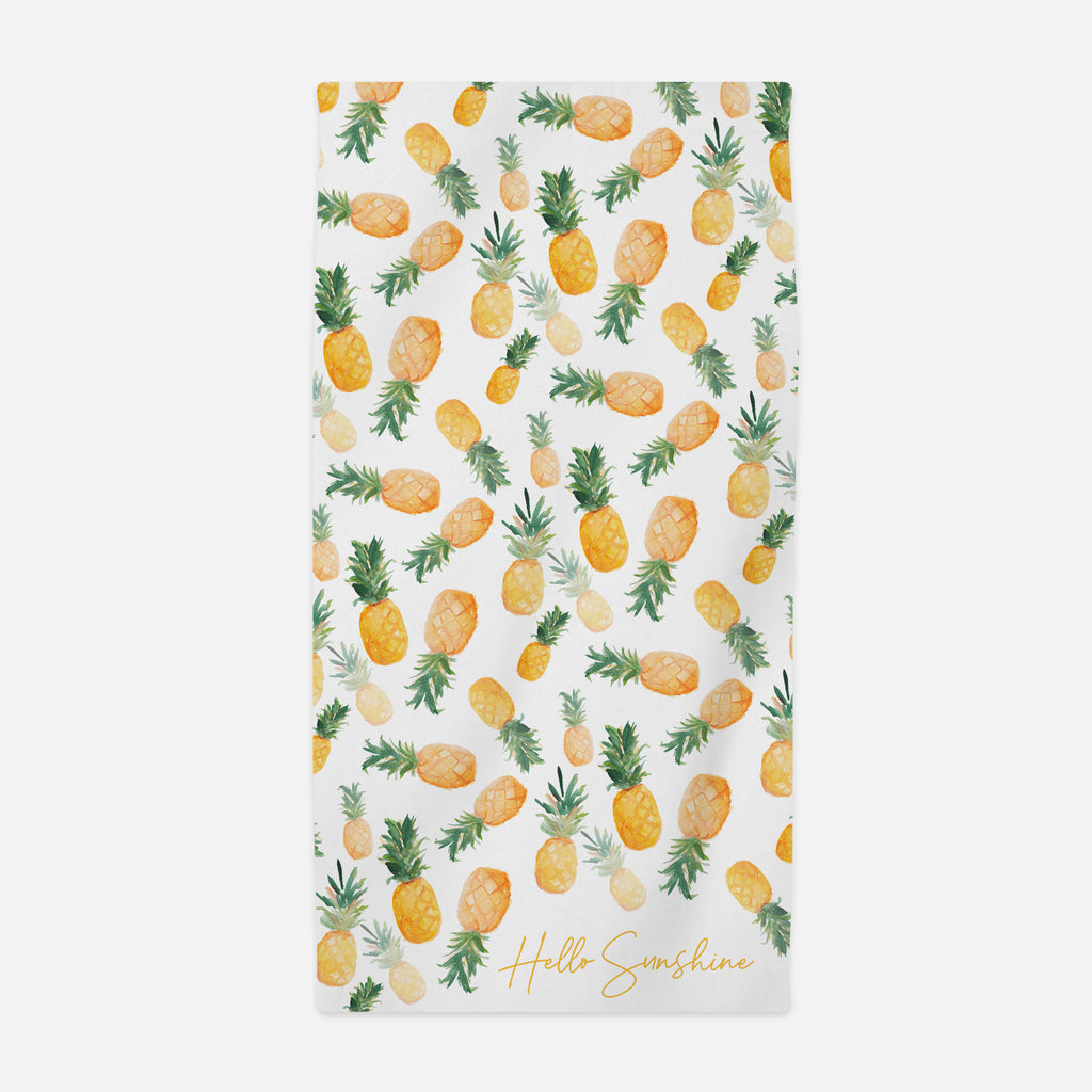 Beach Towel | Hello Sunshine
