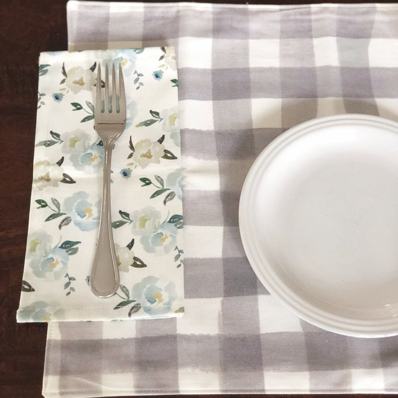 Cloth Napkins | Suzette Floral Print