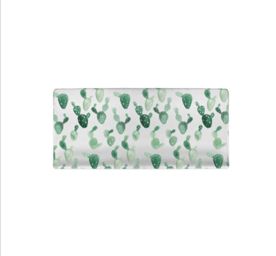 Cactus Print | Changing Pad Cover (fitted)