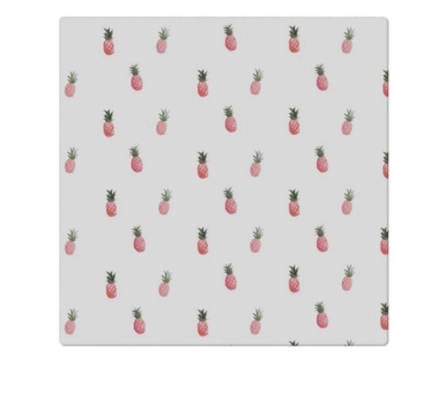Cloth Napkins | Pink Pineapples