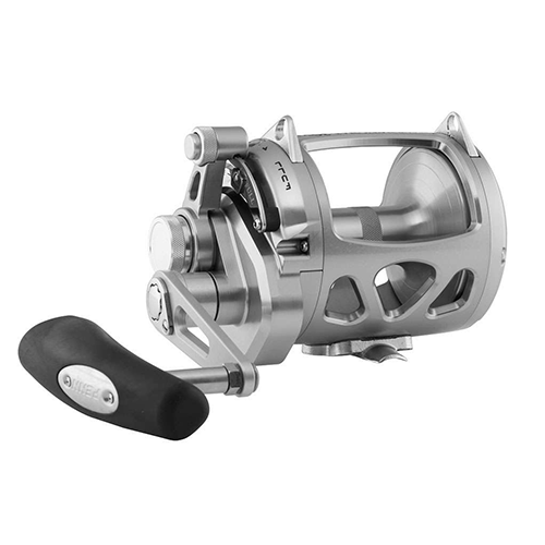 Penn INT50VISWS International Lever Drag Conventional 2-Speed Reel 50 sz