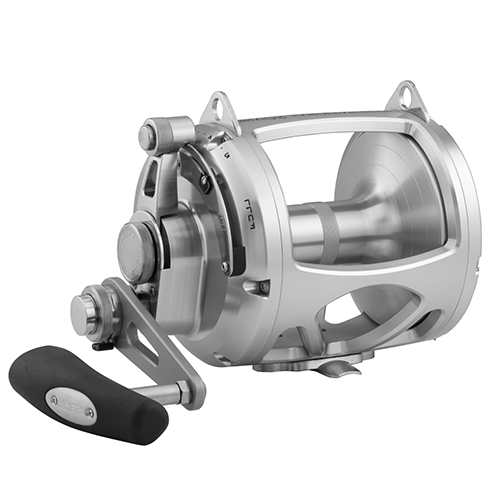 Penn INT80VISWS International Lever Drag Conventional 2-Speed Reel 80 sz