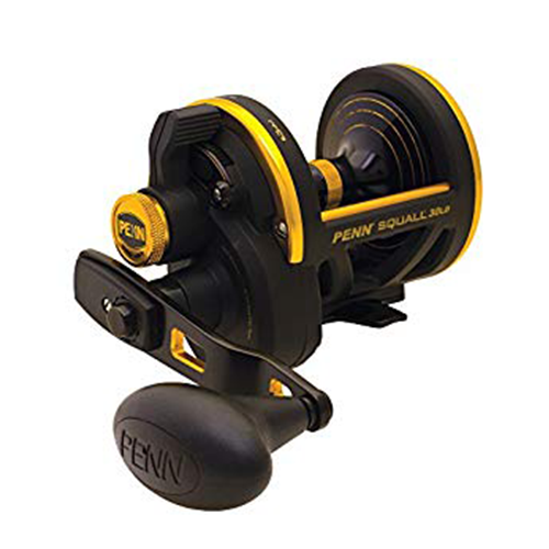 Penn SQL30LD Squall Lever Drag Conventional Reel