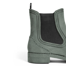 Load image into Gallery viewer, BOAH Suede Chelsea Wellies - Green