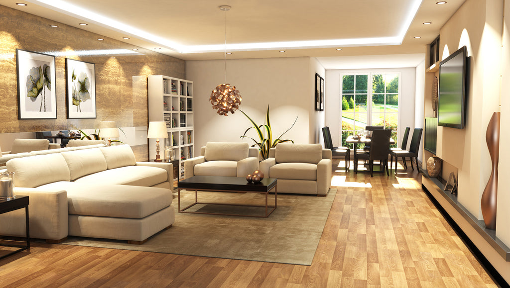 Modern Trends in Residential Lighting
