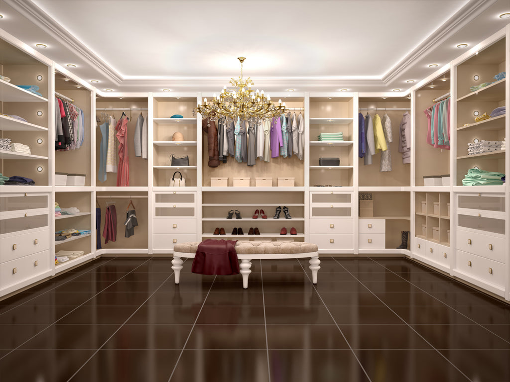 3 Ways To Enhance Your Closet Lighting Design