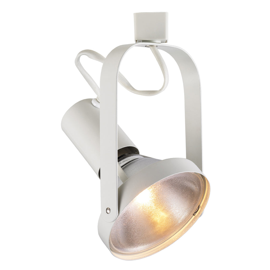 Tk-765 One Light Track Fixture In White