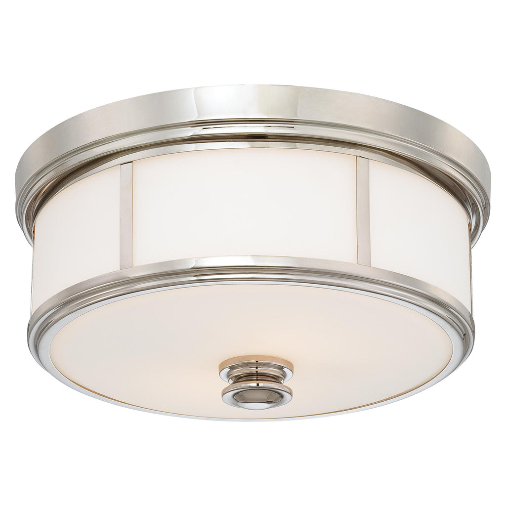 Harbour Point 2-Light Flush Mount - Lamps Expo