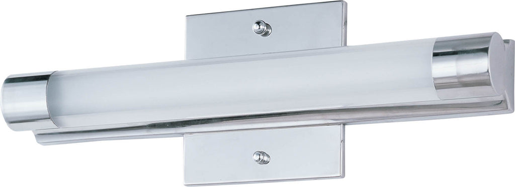 "Wand LED 14"" Wall Sconce in Polished Chrome"