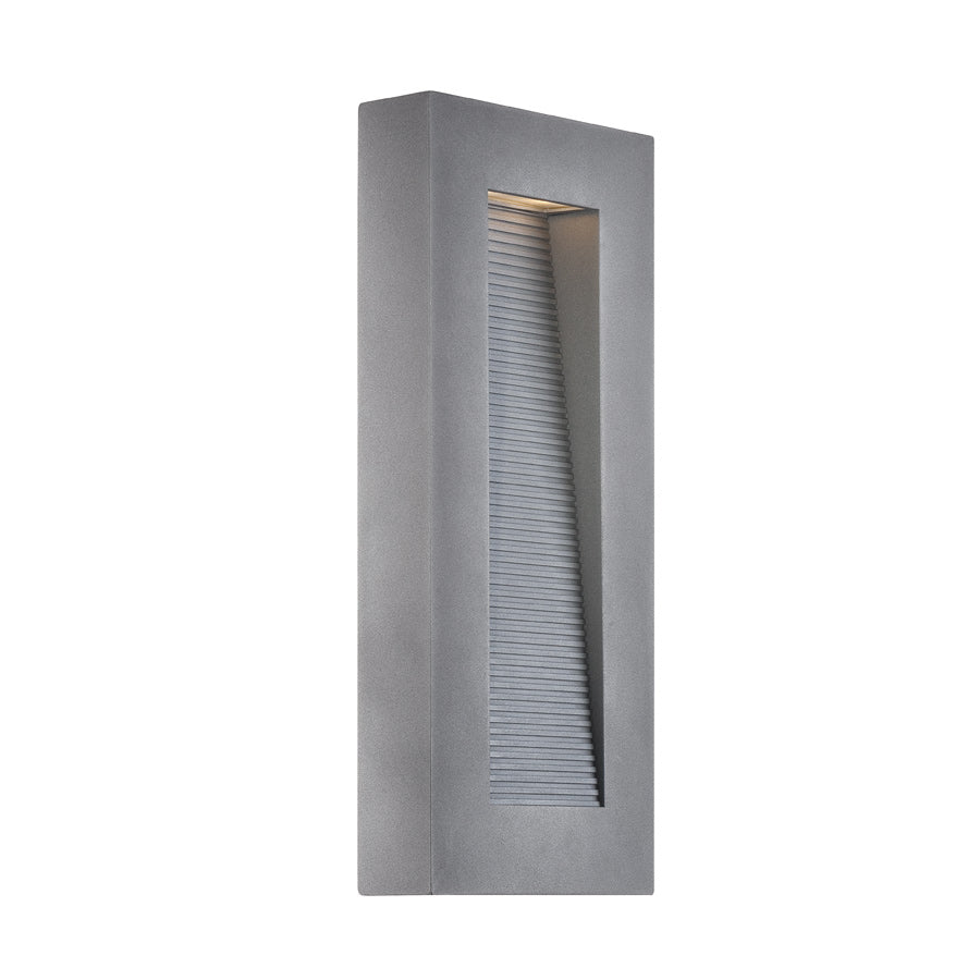 Urban 4 Light Outdoor Wall Light in Graphite