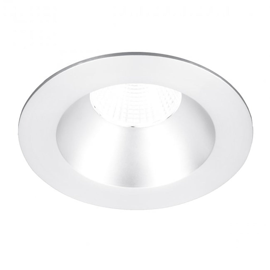 Oculux Dimmable 50 Degree Beam Spread LED Trim In White