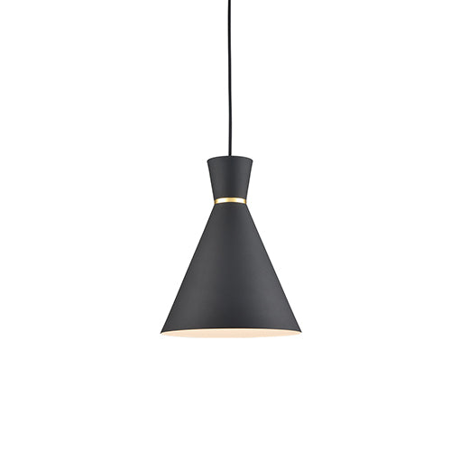 Vanderbilt Down Pendant in Combination Finishes
