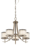 Tallie 5-Light Chandelier