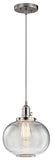 Avery Mini Pendant 1-Light in Brushed Nickel