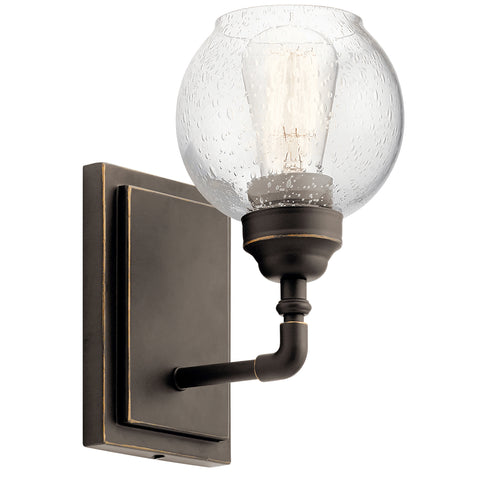 Niles 1-Light Wall Sconce - Lamps Expo