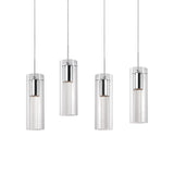Champagne Multi-Light Pendant