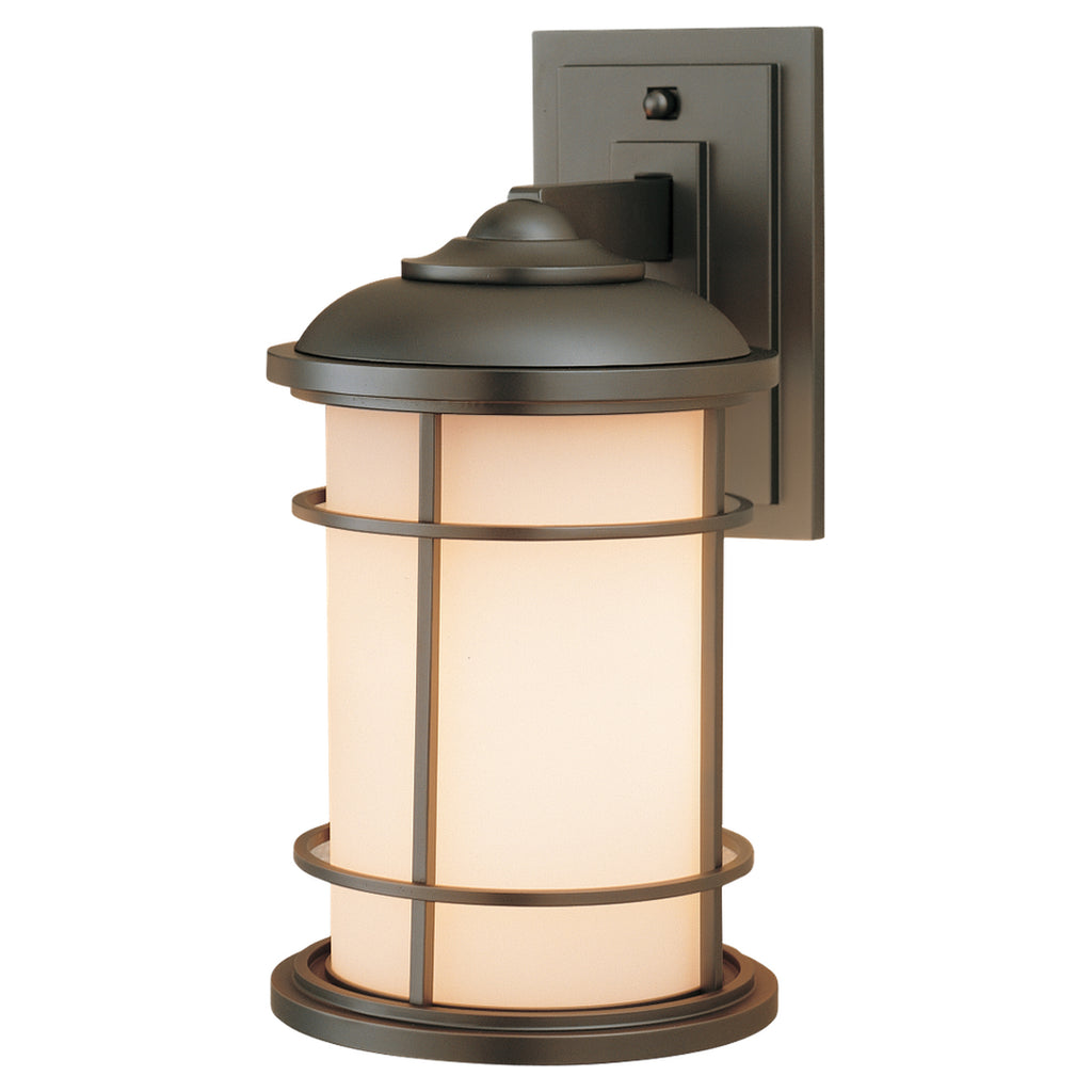 Lighthouse Outdoor Lighting in Burnished Bronze