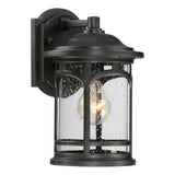 Marblehead 1-Light Outdoor in Mystic Black