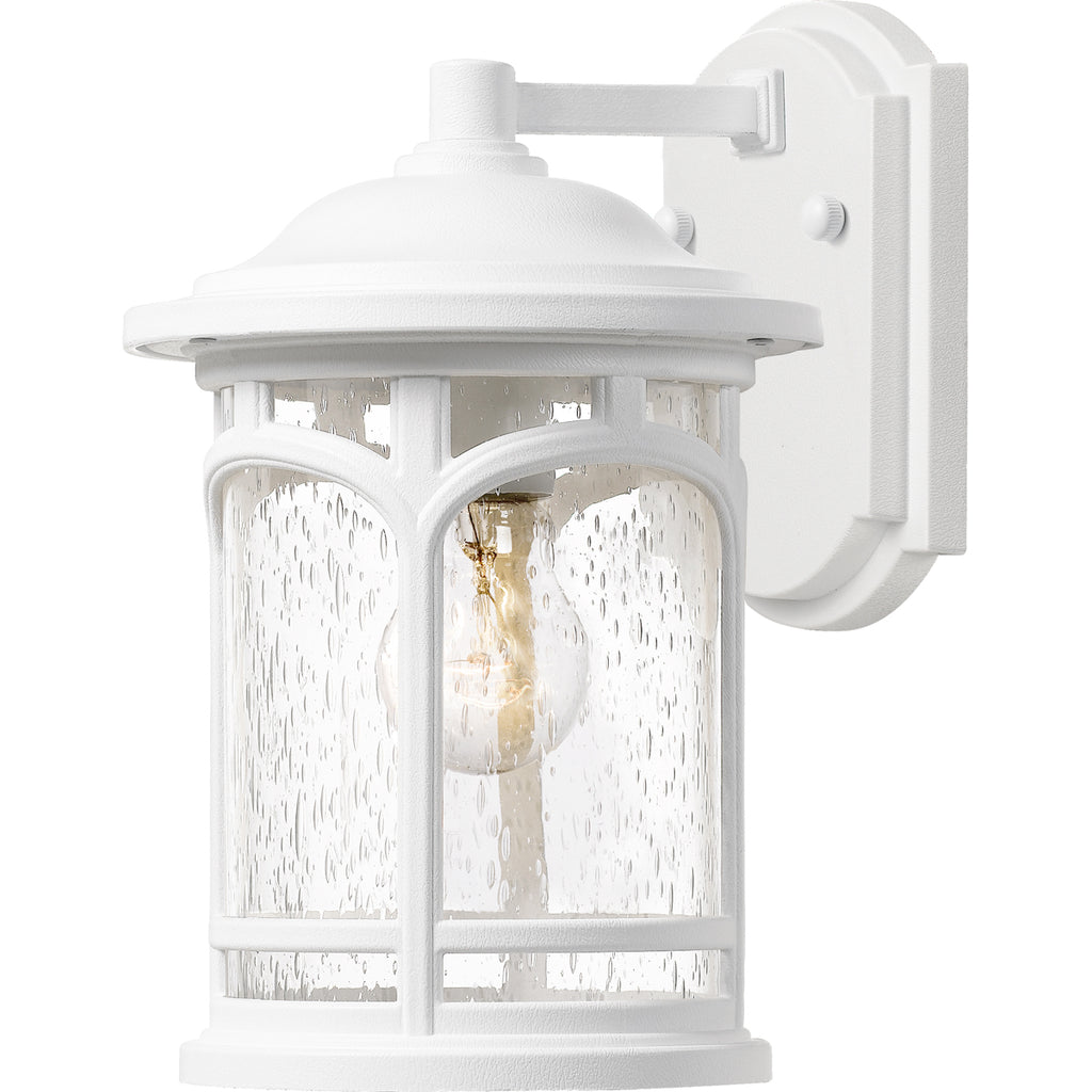 Marblehead 1-Light Outdoor in White Lustre