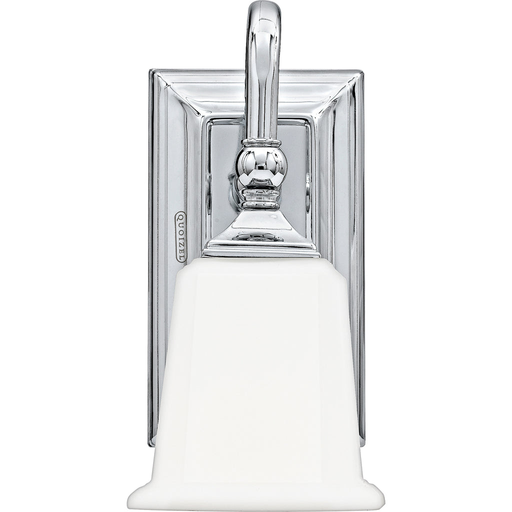 Nicholas 1-Light Wall Sconce in Polished Chrome