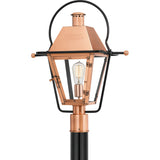 Rue De Royal 1-Light Outdoor in Aged Copper