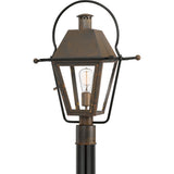Rue De Royal 1-Light Outdoor in Industrial Bronze